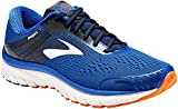 Brooks Adrenaline GTS 18, Scarpe da Running Uomo, Blu (Blue/Black/Orange 420), 43 EU
