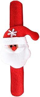 BESTOYARD スラップスナップ サンタクロース おもちゃ 子供用品 パーティー用品