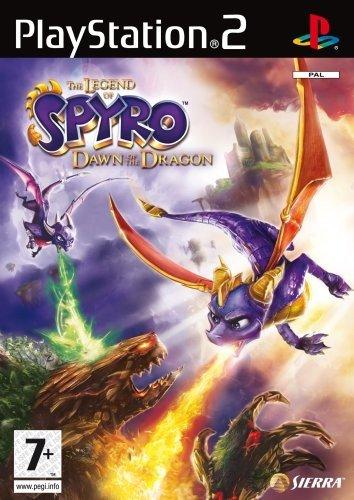 The Legend of Spyro: Dawn of the Dragon (PS2) [Edizione: Regno Unito]