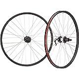 cycledesign(サイクルデザイン) 自転車ホイール 27.5インチ アルミ 推奨タイヤ幅1.75-2.125 リア用 米式 8-10S リムブレーキ仕様 ブラック OLD135mm 829234