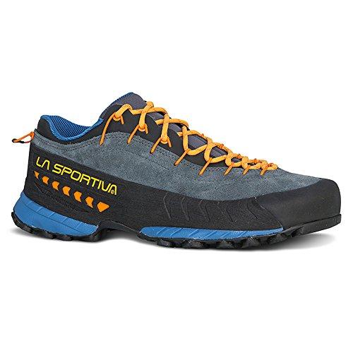 La Sportiva TX4 Hiking Shoe - Men's, Blue/Papaya, 42