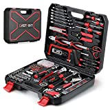Best Home Tool Sets - 218-Piece Household Tool kit,Auto Repair Tool Set, EASTVOLT Review