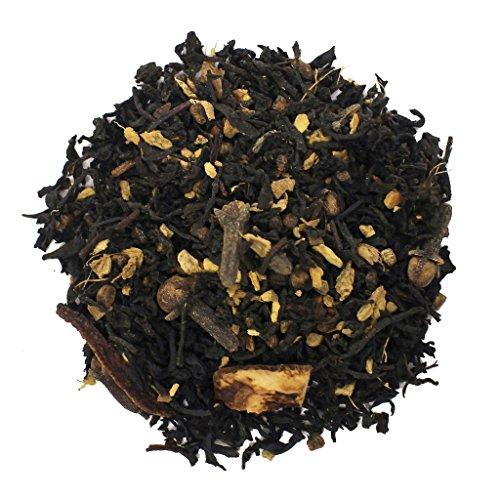 The Tea Farm - Spunky Spice Black Tea - Loose Leaf Black Tea (4 Ounce Bag)
