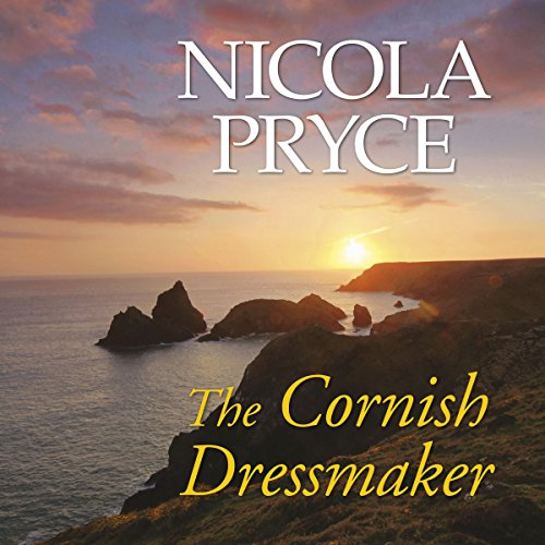 The Cornish Dressmaker audiobook cover art