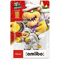 Nintendo - Colección Super Mario, Figurina Amiibo Bowser Odyssey