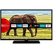 JVC LT-43VF5955 43 Zoll Fernseher (Full HD, Triple Tuner, Smart TV, Bluetooth, Works with Alexa) [Modelljahr 2020]