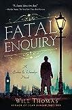 Fatal Enquiry: A Barker & Llewelyn Novel (A Barker & Llewelyn Novel, 6)
