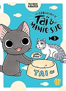 Les Chaventures de Taï et Mamie Sue Edition simple Tome 3