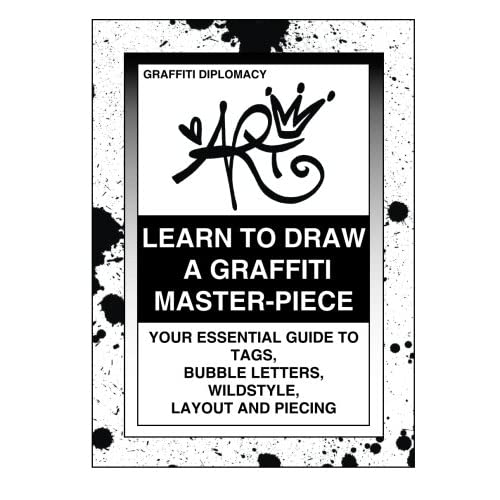 Learn To Draw A Graffiti Master Piece Your Essential Guide