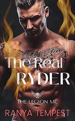The Real Ryder: Dark Romance MC > The Legion MC-Book 3 (English Edition)