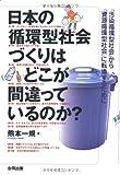 日本の循環型社会づくりはどこが間違っているのか?―「汚染循環型社会」から「資源循環型社会」に転換するために