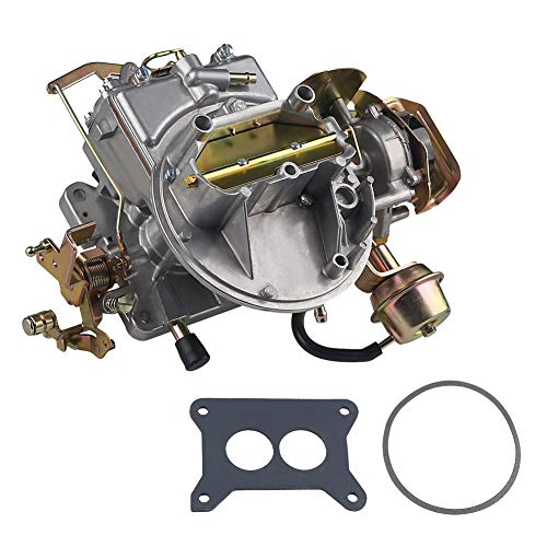 WATERWICH Compatible with 2100 A800 Carburetor Ford 289 302 351 Cu Jeep Engine Two 2 Barrel Carb with Electric Choke