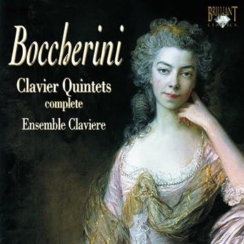 Boccherini: Complete Clavier Quintets