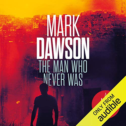 The Man Who Never Was cover art