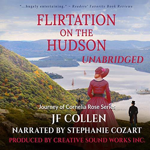 Flirtation on the Hudson Audiobook By J.F. Collen cover art