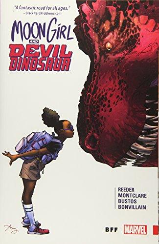Moon Girl and Devil Dinosaur, Volume 1: BFF