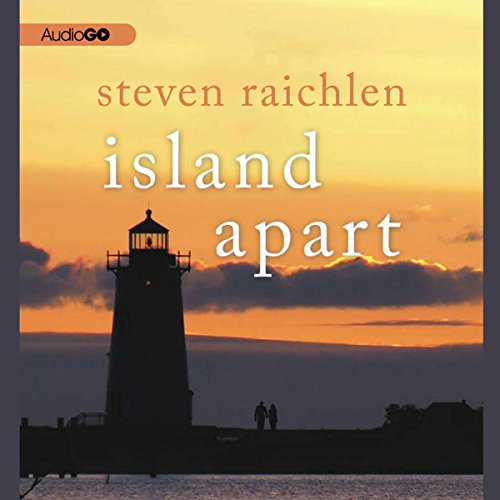 Island Apart audiobook cover art
