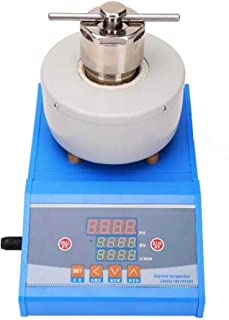 YUCHENGTECH Hydrothermal Synthesis stirring reactor Lining PPL High pressure Autoclave Reactor Max Surface Temperature 380℃ 100-2500 rpm/min (150ml, 110V)