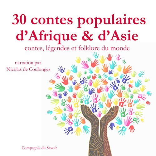 Couverture de 30 contes populaires d'Afrique et d'Asie