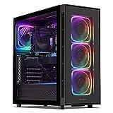 Sedatech PC Pro Gaming Intel i7-9700KF 8x 3.6Ghz, Geforce RTX 3070 8Gb, 16 Gb RAM DDR4, 500Gb SSD NVMe M.2 PCIe, 3Tb HDD, USB 3.1. Computer Desktop, Win 10