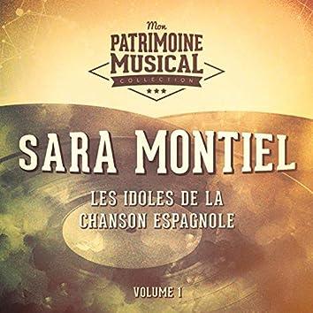Les idoles de la chanson espagnole : Sara Montiel, Vol. 1