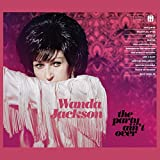 Songtexte von Wanda Jackson - The Party Ain't Over