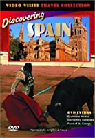 Discovering Spain: Video Visits Travel [DVD] [Import]