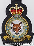 Keine 12 Bomber Squadron Royal Air Force RAF Patch Badge bestickt