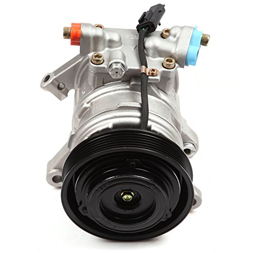 OCPTY CO 22033C Air Conditioner Compressor Compatible with Jeep Grand Cherokee 4.7L 1999-2004