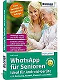 WhatsApp für Senioren - Ideal für...