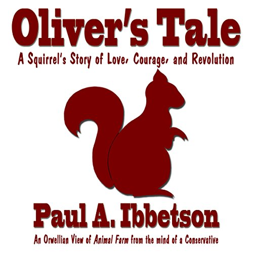 Oliver's Tale audiobook cover art