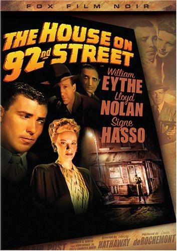 The House on 92nd Street [USA] [DVD]
