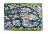 Spielteppich Stadt Köln - großer Straßenteppich...