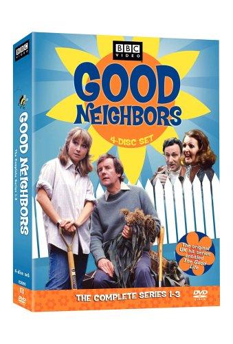 Good Neighbors: The Complete Series 1-3 (DVD)