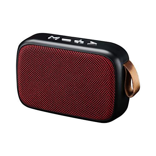 SEEDARY Mini Bocina Bluetooth 4.2 Inalámbrico Bocina Radio FM Sonido Estéreo HiFi, Llamadas Manos Libres, Bocina Portátil con Audio...