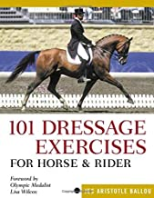 101 Dressage Exercises for Horse and Rider by Jec Aristotle Ballou (28-Oct-2005) Plastic Comb