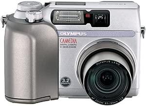 Olympus Camedia  C-3020 3MP Digital Camera w/ 3x Optical Zoom