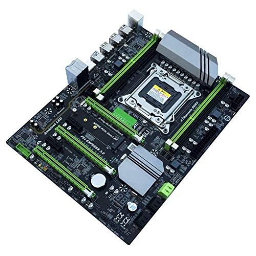 Price comparison product image Moligh doll X79 LGA 2011 Four Channel Luxury Board USB 3.0 SATA3.0 Support E5-2640,  E52650,  E5-2660,  E5-2680