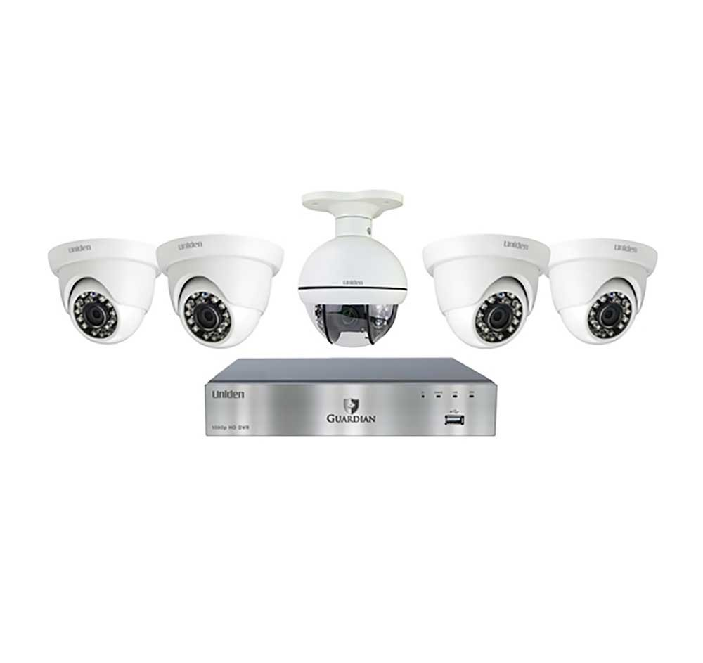 Uniden Guardian G7805D2 Camera Surveillance