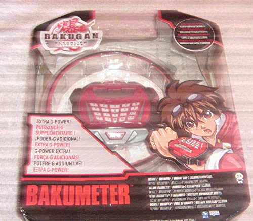 Giochi Preziosi Bakugan Bakumeter TV