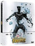 Black Panther - Steelbook 3D + 2D [Blu-ray]