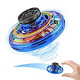 Toys for Boys Age 6, CPSYUB Hand Operated Mini Drone, Hands Free Flying Spinner Toys for Boys Age 7,...