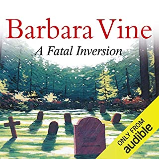 A Fatal Inversion audiobook cover art