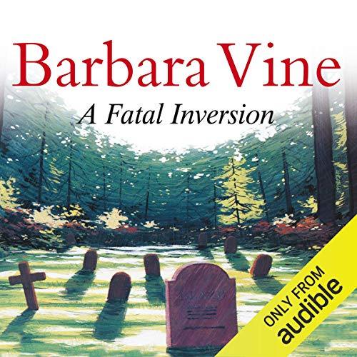 A Fatal Inversion audiobook cover art