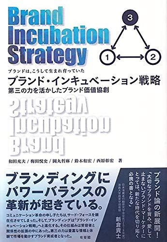 ブランド・インキュベーション戦略 -- 第三の力を活かしたブランド価値協創の詳細を見る