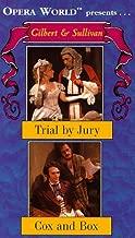 Gilbert & Sullivan - Trial by Jury / Cox and Box Opera World  VHS