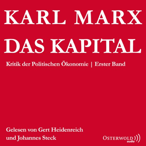 Das Kapital audiobook cover art