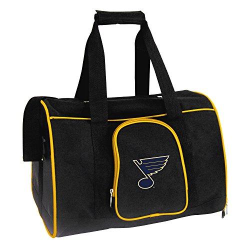 Denco NHL St Louis Blues Premium Pet Carrier