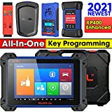 Autel MaxiIM IM608 [with GBOX2 & APB112 ] with XP400 Key Programmer and J2534, IMMO Key Programming Scan Tool No IP Restriction Free 1 Year Update 2021 Newest All Systems Diagnosis