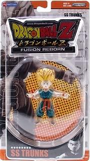 Dragon Ball Z Fusion Reborn SS Trunks Action Figure
